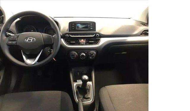 Hyundai HB20 1.0 Sense 2021-2022 Flex 0km - Foto 6