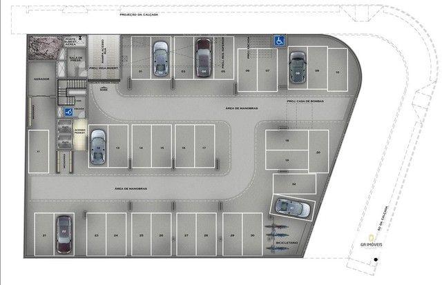 Apartamento à venda, 1 quarto, 1 vaga, Cruz das Almas - Maceió/AL - Foto 15