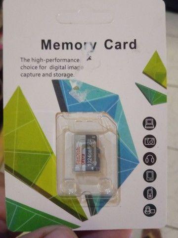 Cartão de memória 1024 gigas  - Foto 2