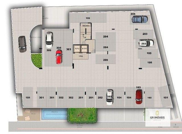 Apartamento à venda, 3 quartos, 2 vagas, Farol - Maceió/AL - Foto 7