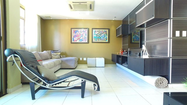 Apartamento Cobertura com 4 Suítes, 4 Vagas com 368 m² na Jatiúca em Maceió - Foto 8