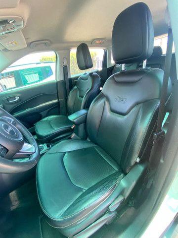 Jeep Compass Longitude 4x4 Diesel 2017 - Foto 12