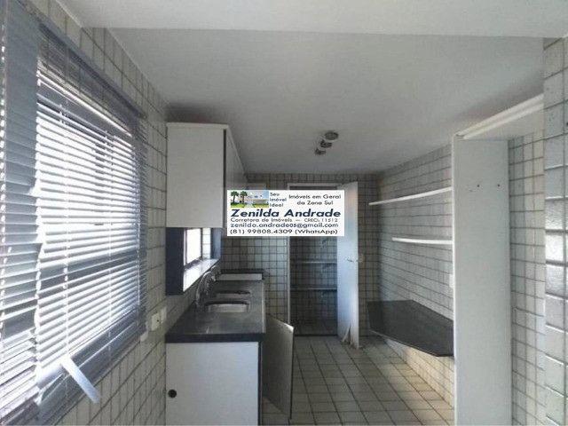 AL139 Apartamento 4 Quartos Suítes, Varanda, Dependência, 6 Wc, 3 Vagas, 250m², Boa Viagem - Foto 11