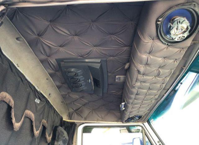Caminhão 3/4 VW 9150 baú  - Foto 13