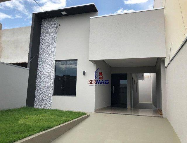 Casa com 2 dormitórios à venda, 70 m² por R$ 170.000,00 - Colina Park I - Ji-Paraná/RO - Foto 2