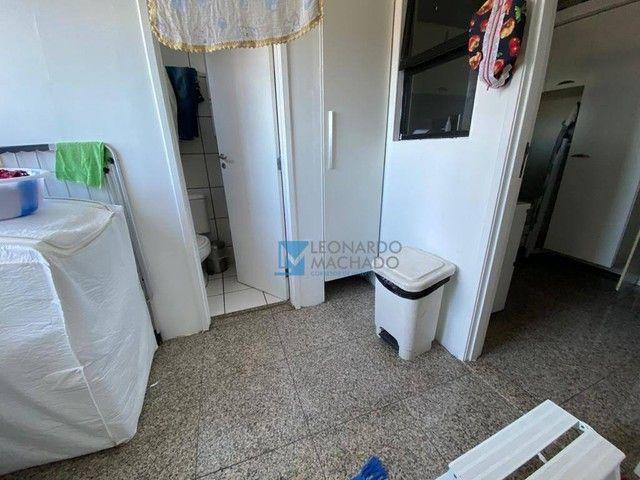 Apartamento à venda, 150 m² por R$ 670.000,00 - Guararapes - Fortaleza/CE - Foto 19