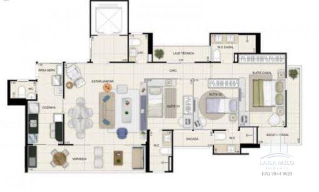 Fortaleza - Apartamento Padrão - Meireles - Foto 18