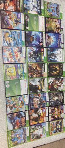 Jogos Xbox 360(abaixei o preço do mine)