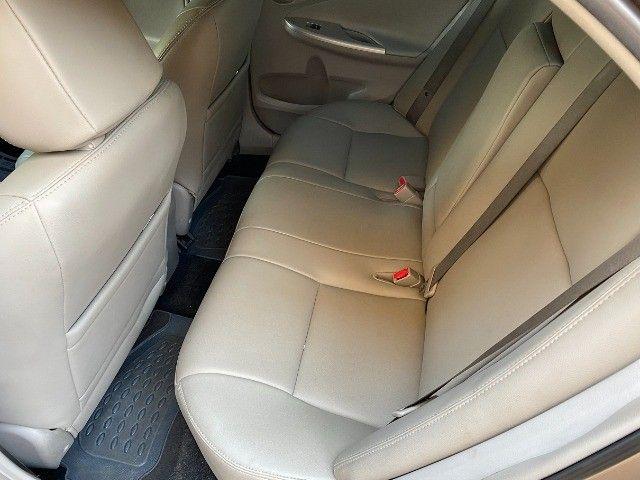 Toyota Corolla 2011 Xei 2.0 Automático novinho e sem detalhes! Troco e Financio! - Foto 6