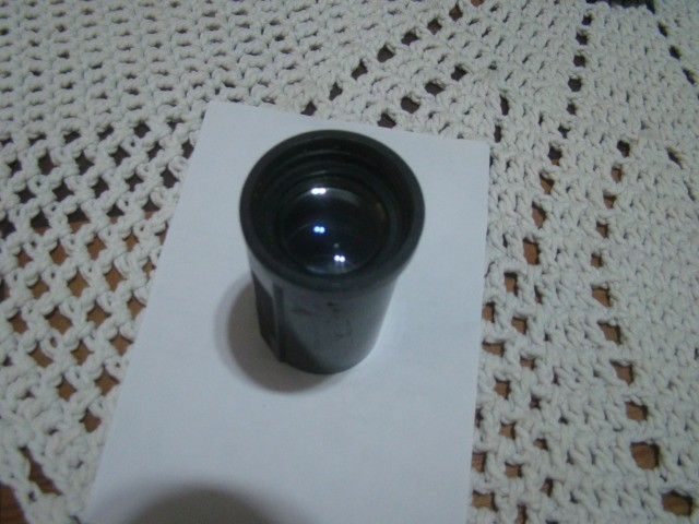 lente  do projetor slides  kodak  ektagraphic  af - Foto 3