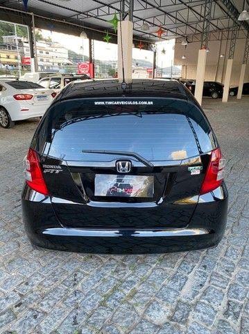 Honda- Fit 1.5 Exl 2009 + IPVA 2021 pago. - Foto 6