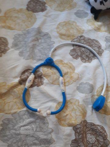 Garra azul de maquina de grua de pegar bichos de pelúcia grande E pequeno