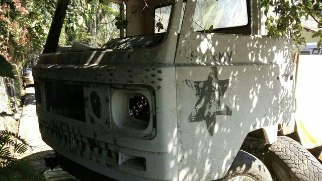 Chassi agrale 4x4. jeep