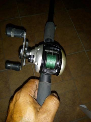 Carretilha pesca
