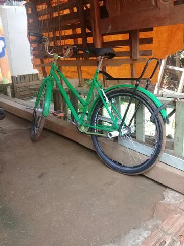 Bicicleta semi sova