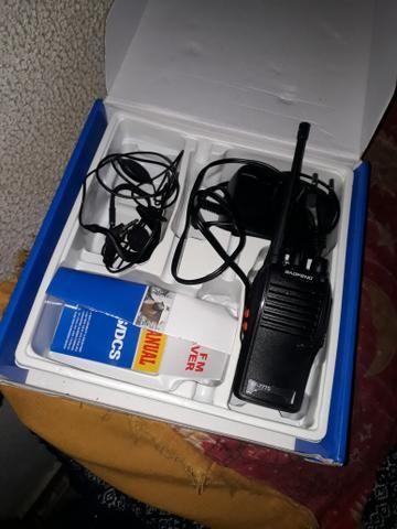 Vendo rádio transmissor pra ir logo 50 reais