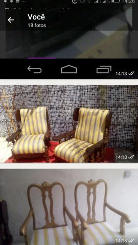 Belas cadeiras