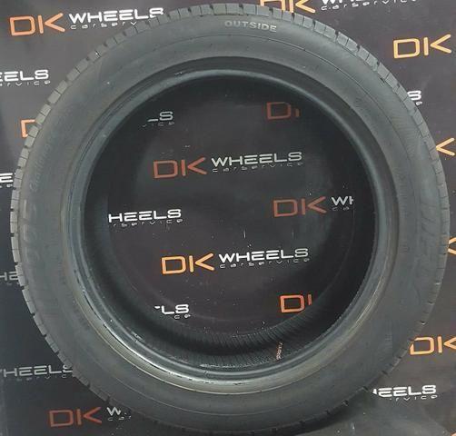 Par de pneus Hifly 225-50R17 semi novos