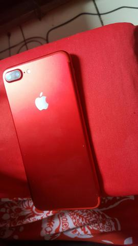Iphone 7 plus red zeradooo