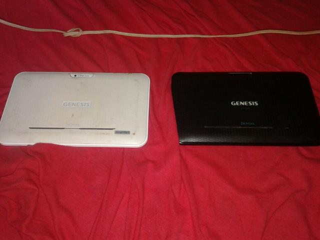 Vendo 2 tablet Genesis