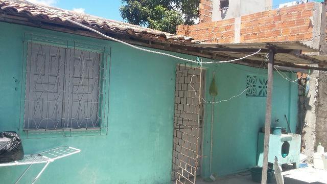 Casa simples no Rosa Elze