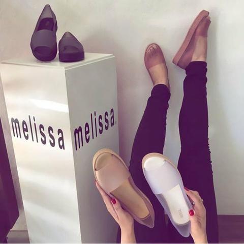 Melissa direto da fabrica original