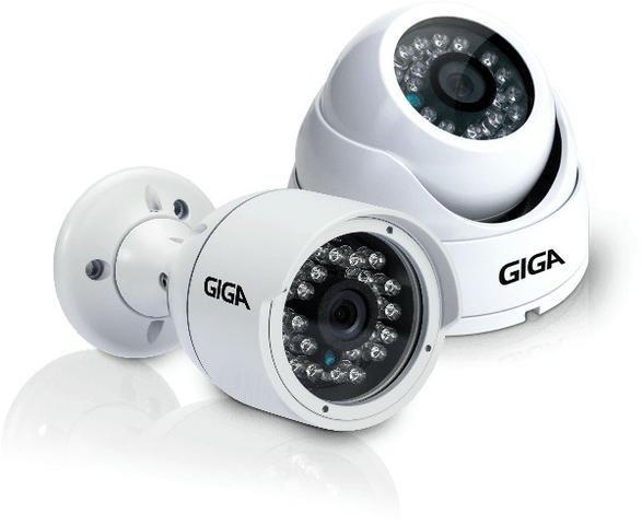 Camera Giga 30 metros, HD, infravermelho