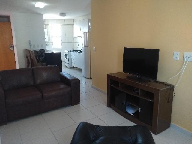 Apartamento beira-mar - Beach Class Residence, 2 quartos, Pina