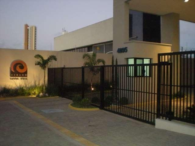 Residencial Verano Lagoa Nova - Av Prudente de Morais - 57m², 2/4 (1 suite) - andar alto