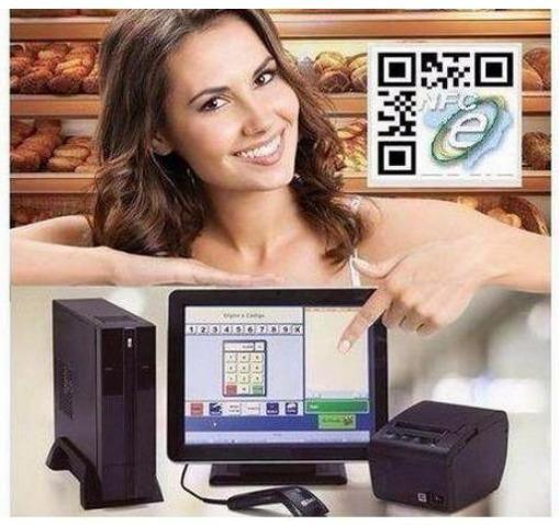 Sistema Comercial Completo Com NFC-e e NF-e