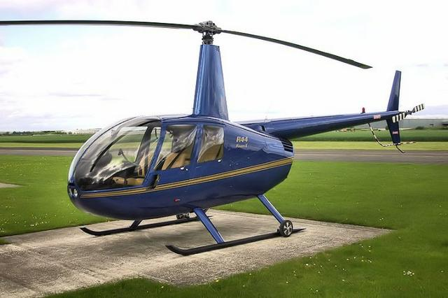 R44 Robinson Haven II- Unica Oportunidade