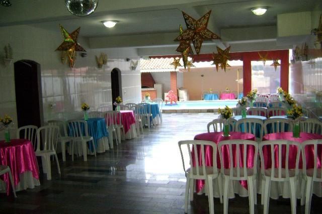 Festas e eventos Salão zona Leste
