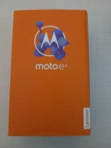 Moto E4 Rose Gold Novo