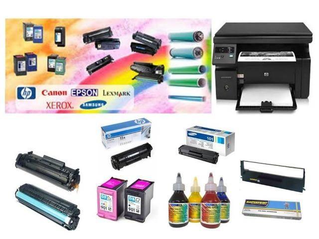 Empresa de Recarga de Toner E Cartuchos, Manutenção em Impressoras