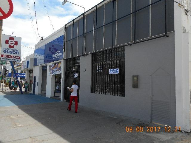 Loja comercial na avenida barao de maruim bairro centro