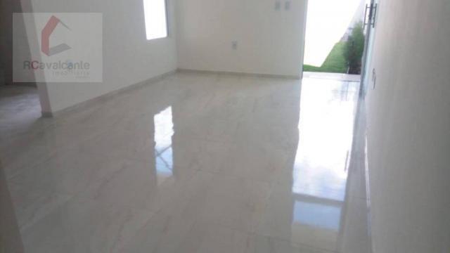 Casa Eusébio 03 quartos amplo terreno - Foto 8