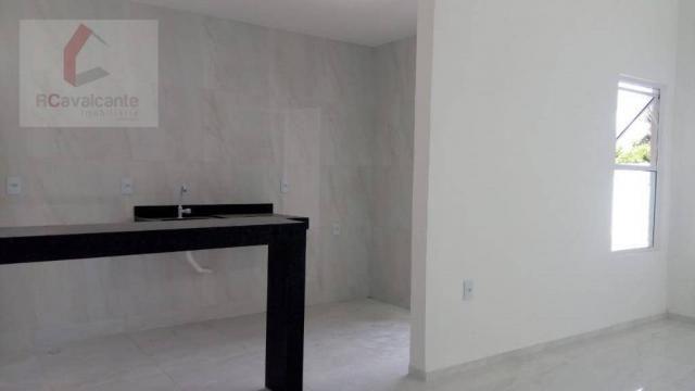 Casa Eusébio 03 quartos amplo terreno - Foto 15