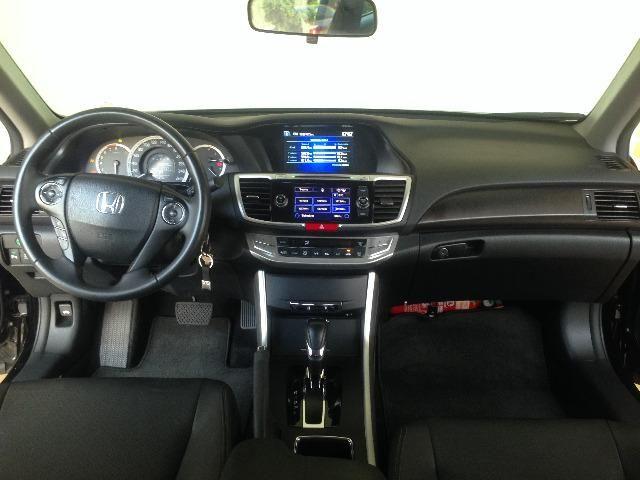 Honda Accord 2.4 EX 16V Gasolina 4P Automático 2013/2014