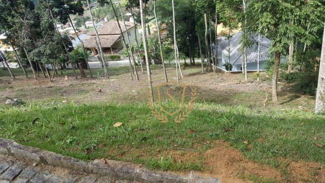 Terreno à venda, 541 m² por r$ 190.000 - vargem grande - teresópolis/rj - Foto 3