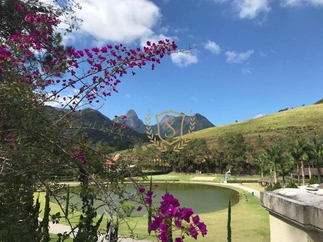 Terreno à venda, 541 m² por r$ 190.000 - vargem grande - teresópolis/rj