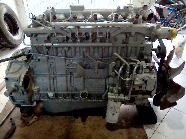 Motor MWM X12 Eletrônico 6 Cilindros Turbo,Eixo Virabrequim STD