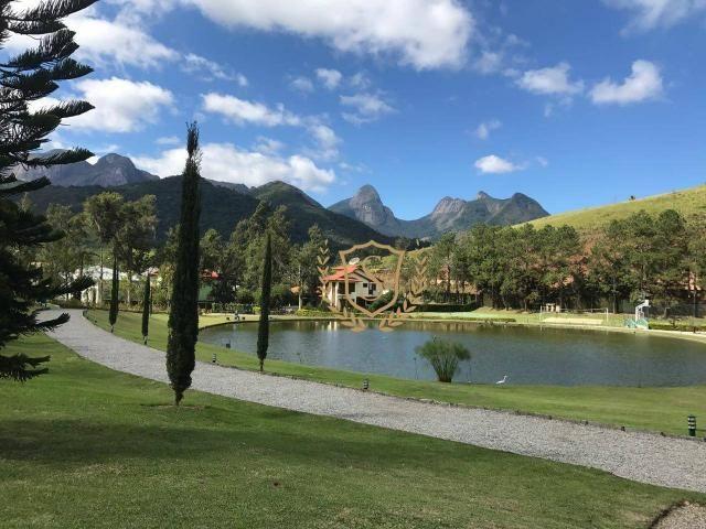 Terreno à venda, 541 m² por r$ 190.000 - vargem grande - teresópolis/rj - Foto 10