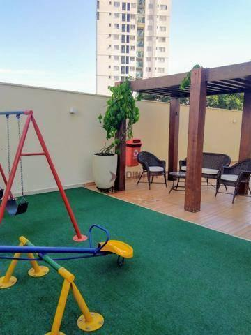 Apartamento 2 quartos sendo 1 suite 57 m² setor vila maria josé - goiânia-go. - Foto 3