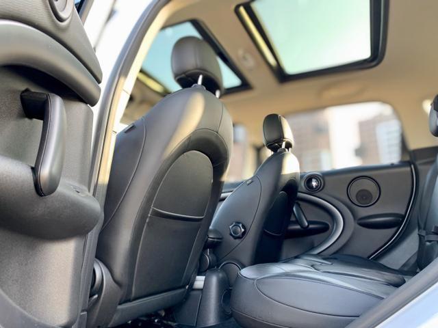 Mini Cooper Countryman S Turbo 184cv - SUV esportivo de verdade! - Foto 12