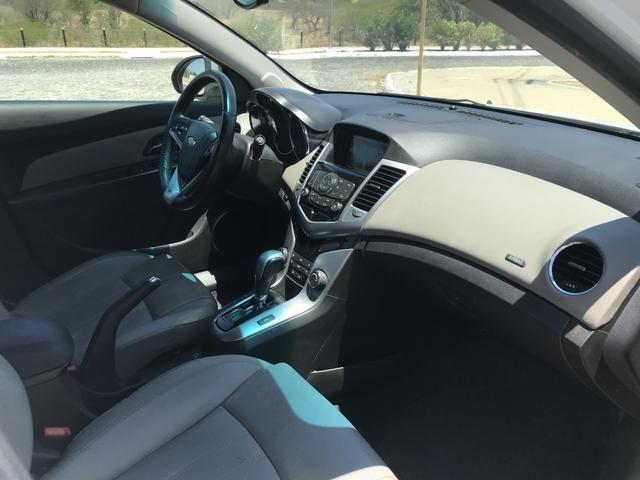 GM Cruze LTZ 1.8 Flex Automático - Impecável - Foto 12