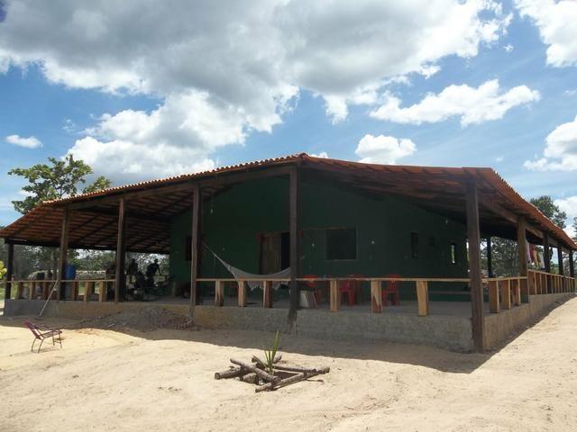 Fazenda com 6.000Ha à margem do Rio Preto! Em Mansidão BA. A 60km de Santa R. de Cassia