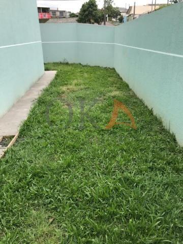 Casa de esquina 01 dormitório com preparação para ático em curitiba é na oka imóveis - Foto 16