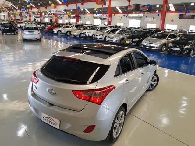Hyundai i30 serie limitada com tato solar - Foto 7