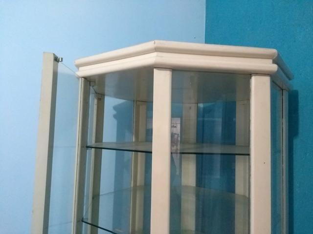 Expositor de vidro - Queimando para vender logo!!!! - Foto 3