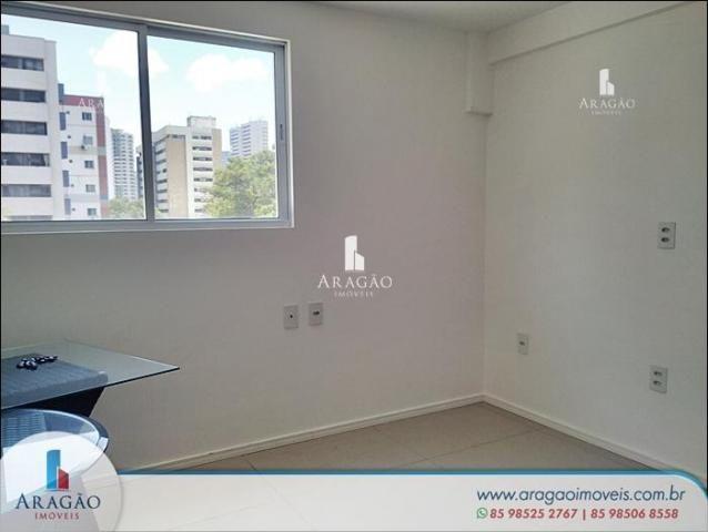 Apartamento com 3 dormitórios à venda, 121 m² por r$ 800.000,00 - aldeota - fortaleza/ce - Foto 11